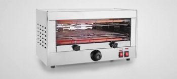 Toaster professionnel inox 1 niveau