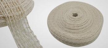 Filet à rôti élastique coton 16 mailles