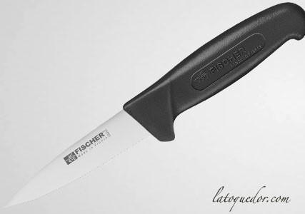 Couteau à saigner Bargoin Industry - NOIR