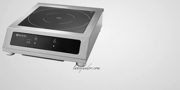 Plaque induction professionnelle 3500W XL