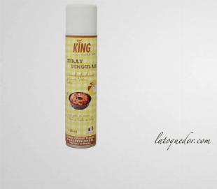 Spray de démoulage professionnel 250 ml