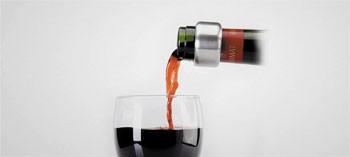 Anneau stop gouttes à vin