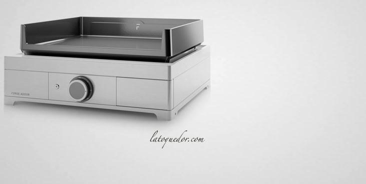 Plancha électrique Modern E45 I - Forge Adour