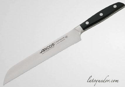 Couteau à pain forgé Manhattan - Arcos