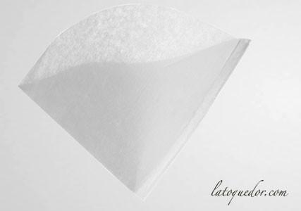 Filtre à graisse pour friteuse (x50)