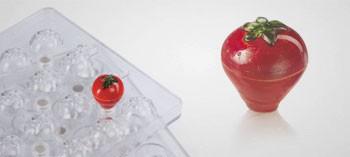 Moule à chocolat magnétique 3D forme fraises