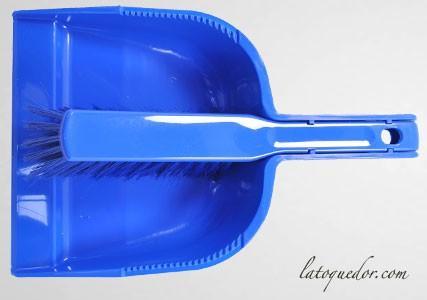 Set pelle et balayette plastique