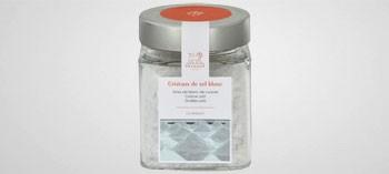 Gros sel blanc de cuisine - Peugeot Saveurs