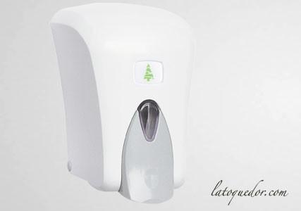 Distributeur de savon liquide ABS 1L
