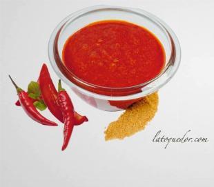 Marinade liquide Piment Espelette - ADS Food (4 Kg)