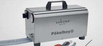 Pompe à saler électrique Vakona Europa