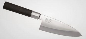 Couteau deba japonais Wasabi Black- Kaï
