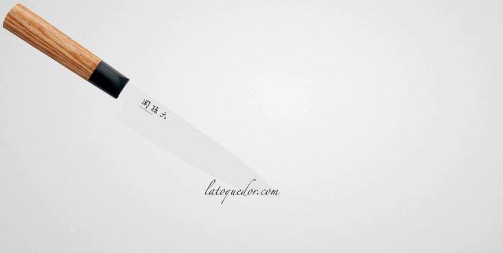 Couteau utile Seki Magoroku Redwood - Kaï