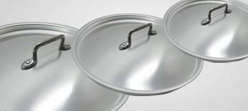 Couvercles aluminium