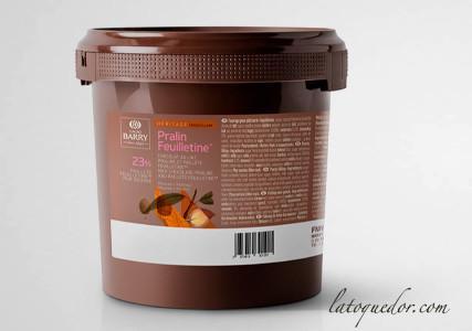 Pralin feuilletine Cacao Barry