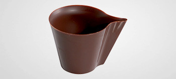 Moule à chocolat 24 mini tasses - Martellato