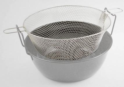 Panier pour bassine à friture