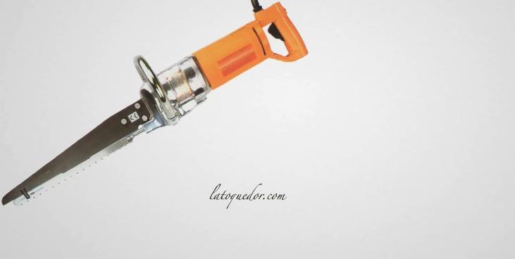 Scie égoine de découpe EFA 63 1020 W