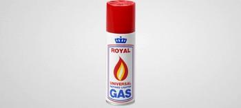 Cartouche de gaz pour torche à caraméliser