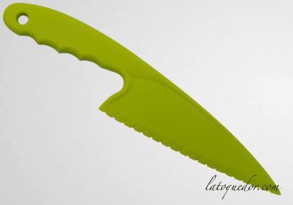 Couteau de cuisine anti-rayures