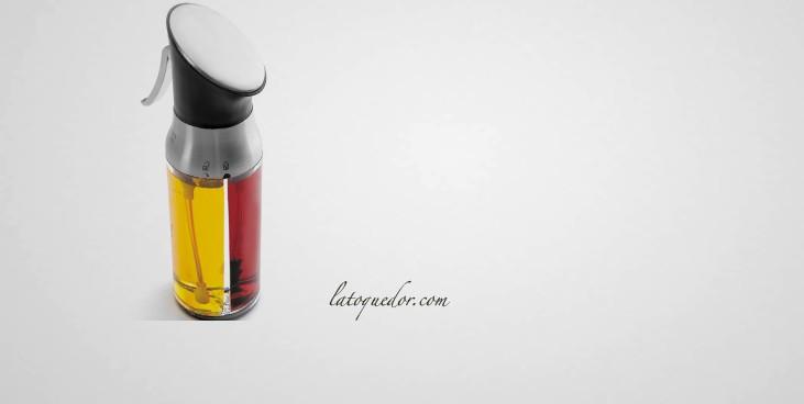 Pulvérisateur à huile et vinaigre