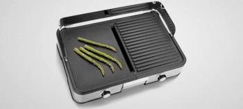 Plancha grill électrique double Lacor