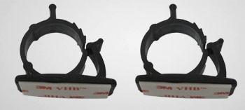 Fixe flexible gaz (x2)