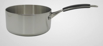 Casserole inox induction Trimétal