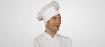 Toque de cuisine Italienne