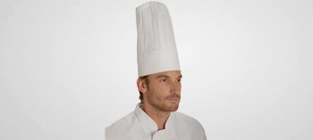 Toque de cuisine grand chef