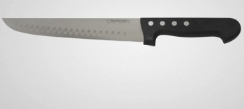 Couteau de boucher alvéolé Classic